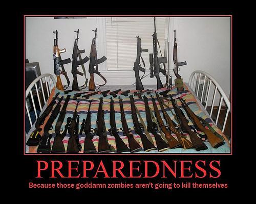 Bring Ammo Too